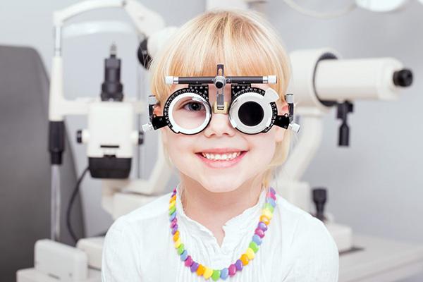 Children's Eye Problem Clinic London